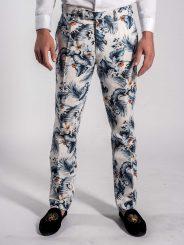 Florian Bleu Trousers