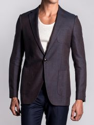 Nightshade Jacquard Unlined Blazer
