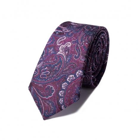 Silk Jacquard 6cm Tie